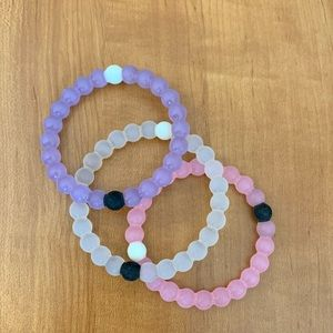 Set of 3 Lokai Bracelets size S